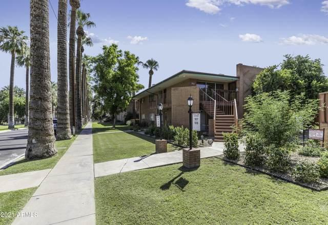 111 E Palm Lane A, Phoenix, AZ 85004 (MLS #6298261) :: The Daniel Montez Real Estate Group