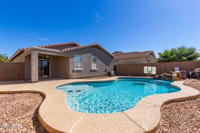 6508 S 74TH Lane, Laveen, AZ 85339 (MLS #6298267) :: Yost Realty Group at RE/MAX Casa Grande