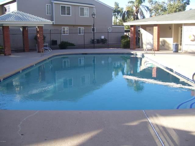 510 N Alma School Road #154, Mesa, AZ 85201 (MLS #6298287) :: Service First Realty