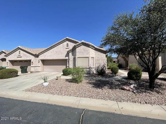 1546 E Manor Drive, Casa Grande, AZ 85122 (MLS #6298291) :: The Dobbins Team