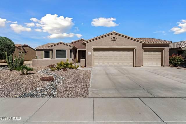 18997 N Hawthorn Drive, Surprise, AZ 85387 (MLS #6298292) :: Power Realty Group Model Home Center