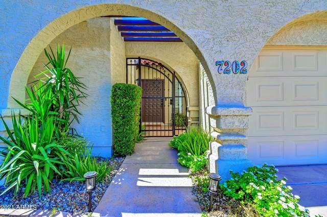 7202 E Solano Drive, Scottsdale, AZ 85250 (MLS #6298302) :: My Home Group