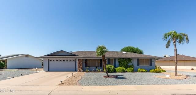 9811 W Silver Bell Drive, Sun City, AZ 85351 (#6298305) :: Long Realty Company
