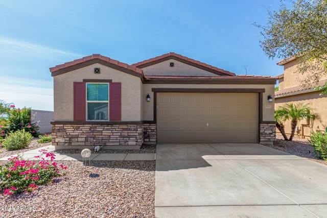 25725 W Hazel Drive, Buckeye, AZ 85326 (MLS #6298306) :: Yost Realty Group at RE/MAX Casa Grande