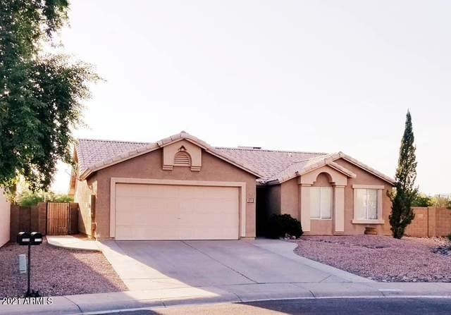 1918 S Stardust Drive, Apache Junction, AZ 85120 (MLS #6298312) :: Openshaw Real Estate Group in partnership with The Jesse Herfel Real Estate Group