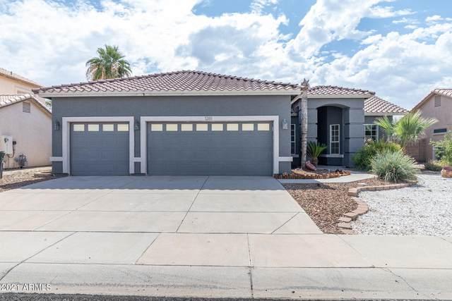 1281 E Manor Drive, Casa Grande, AZ 85122 (MLS #6298318) :: Klaus Team Real Estate Solutions