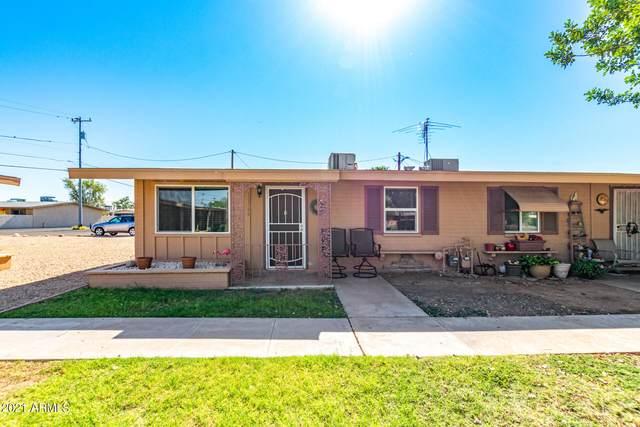 10566 W Oakmont Drive, Sun City, AZ 85351 (#6298326) :: Long Realty Company