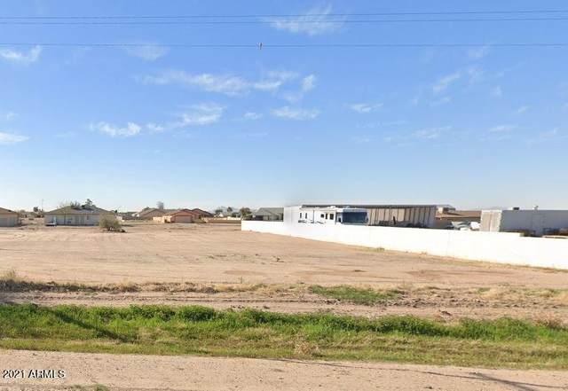 0 W Battaglia Drive, Arizona City, AZ 85123 (MLS #6298330) :: Howe Realty