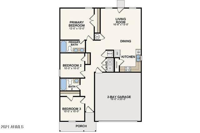 215 S Apache Avenue, Eloy, AZ 85131 (MLS #6298331) :: Elite Home Advisors
