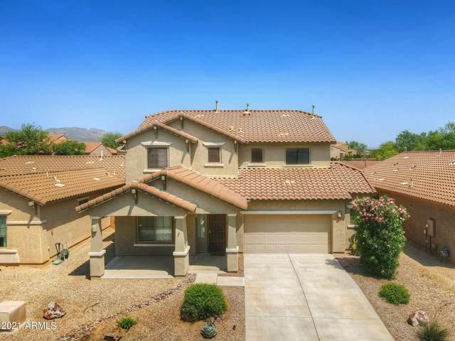 3438 W Wing Tip Drive, Marana, AZ 85658 (MLS #6298334) :: Walters Realty Group