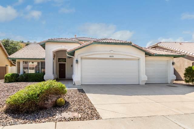6025 W Cielo Grande, Glendale, AZ 85310 (MLS #6298337) :: Power Realty Group Model Home Center