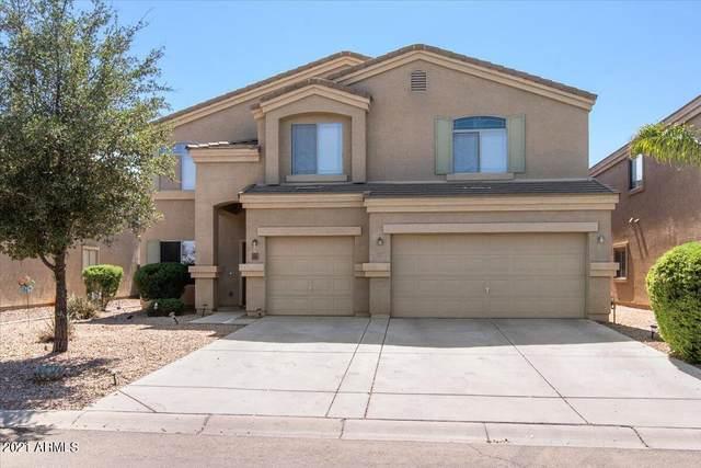 43697 W Maricopa Avenue, Maricopa, AZ 85138 (MLS #6298341) :: The Daniel Montez Real Estate Group