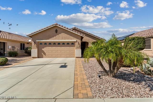 22832 W Moonlight Path, Buckeye, AZ 85326 (MLS #6298343) :: Klaus Team Real Estate Solutions