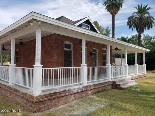 124 W 1st Street, Mesa, AZ 85201 (MLS #6298344) :: The Ellens Team