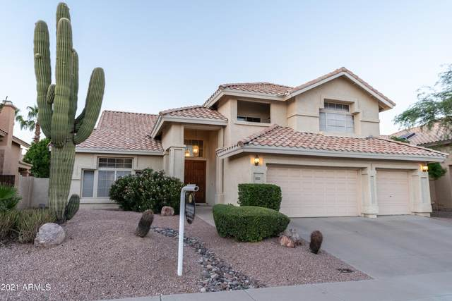 1644 E Glenhaven Drive, Phoenix, AZ 85048 (MLS #6298345) :: Power Realty Group Model Home Center
