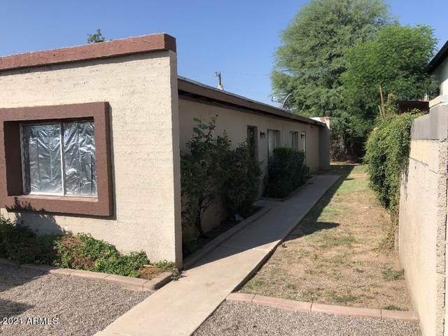 700 S Stapley Drive, Mesa, AZ 85204 (MLS #6298354) :: Yost Realty Group at RE/MAX Casa Grande