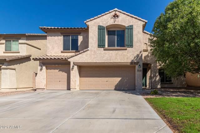43306 W Maricopa Avenue, Maricopa, AZ 85138 (MLS #6298363) :: Elite Home Advisors