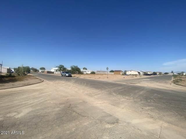 11580 W Eucalyptus Drive, Arizona City, AZ 85123 (MLS #6298384) :: Klaus Team Real Estate Solutions