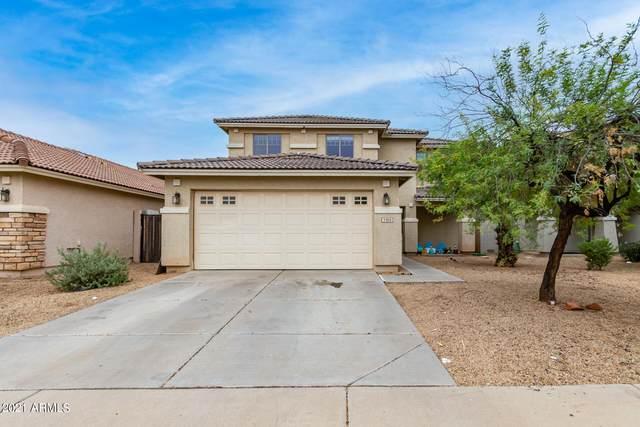 7315 W Magdalena Lane, Laveen, AZ 85339 (MLS #6298385) :: Walters Realty Group