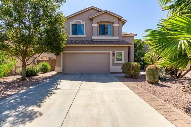 14971 W Desert Hills Drive, Surprise, AZ 85379 (MLS #6298391) :: The Daniel Montez Real Estate Group
