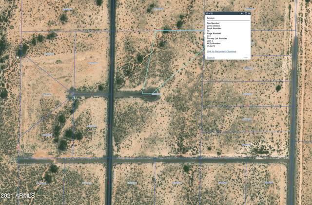 22XX2 W Rodeo (No Address) Road, Casa Grande, AZ 85193 (MLS #6298397) :: The Daniel Montez Real Estate Group