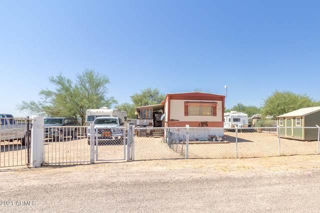 10852 N Grand Canyon Boulevard, Casa Grande, AZ 85122 (MLS #6298403) :: ASAP Realty