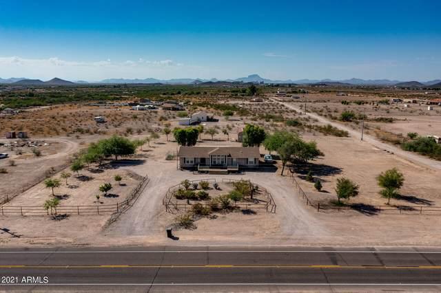 37531 W Buckeye Road, Tonopah, AZ 85354 (MLS #6298415) :: Executive Realty Advisors