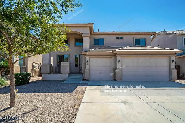 45105 W Horse Mesa Road, Maricopa, AZ 85139 (MLS #6298424) :: Elite Home Advisors