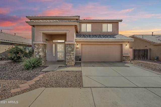 9211 W Hazelwood Street, Phoenix, AZ 85037 (MLS #6298426) :: D & R Realty LLC