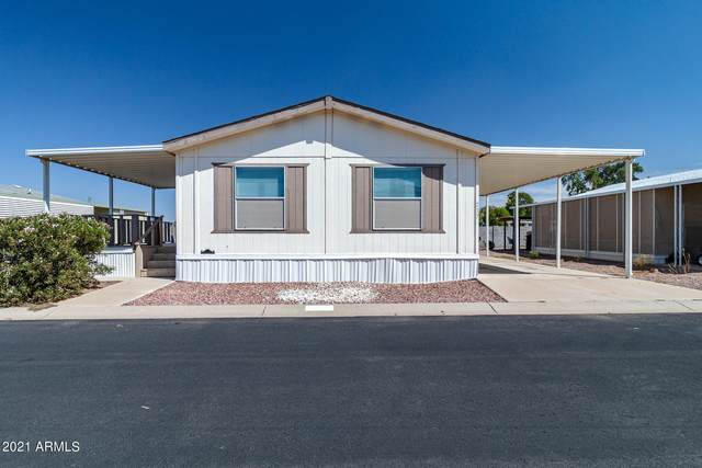 450 W Sunwest Drive #237, Casa Grande, AZ 85122 (MLS #6298430) :: Elite Home Advisors