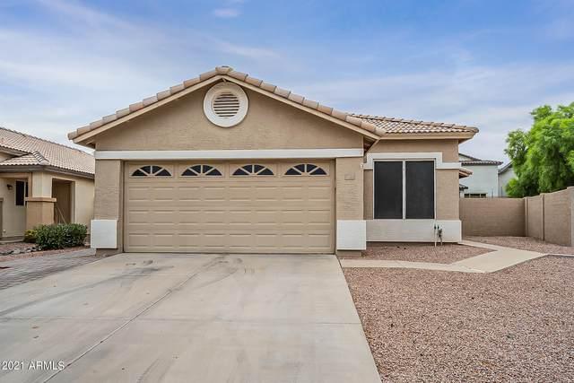 1705 S Ash Street, Gilbert, AZ 85233 (MLS #6298441) :: D & R Realty LLC