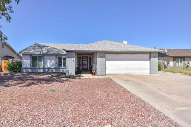 8038 W Windrose Drive, Peoria, AZ 85381 (MLS #6298446) :: Power Realty Group Model Home Center
