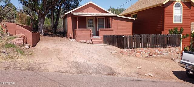 708 W Frontier Street, Payson, AZ 85541 (MLS #6298447) :: The Riddle Group