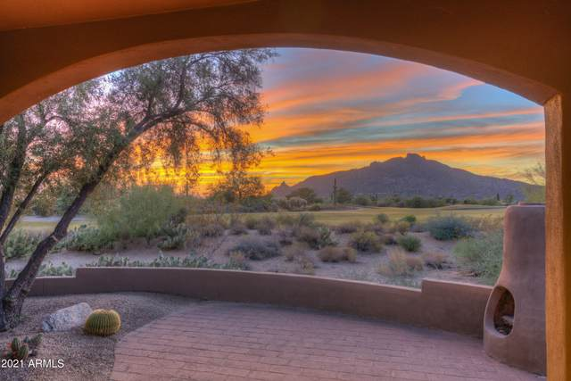 3028 N Ironwood Court, Carefree, AZ 85377 (MLS #6298458) :: Executive Realty Advisors