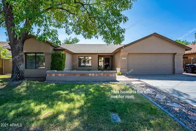 4649 W Earhart Way, Chandler, AZ 85226 (MLS #6298481) :: Power Realty Group Model Home Center
