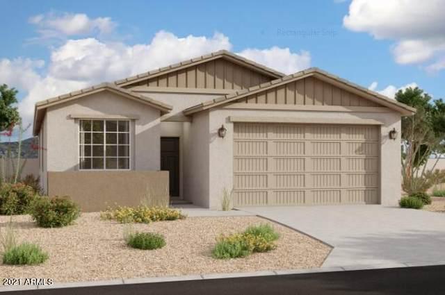 36019 W San Clemente Avenue, Maricopa, AZ 85138 (MLS #6298490) :: Power Realty Group Model Home Center