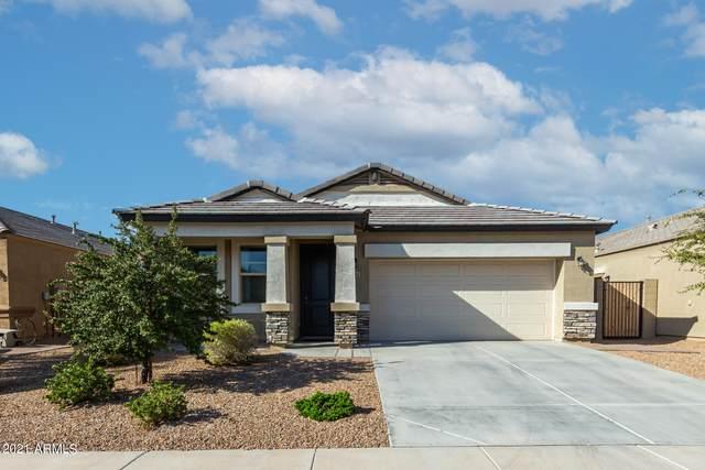 41256 W Crane Drive, Maricopa, AZ 85138 (MLS #6298491) :: Power Realty Group Model Home Center