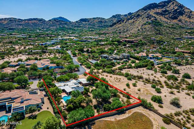6206 E Northern Avenue, Paradise Valley, AZ 85253 (MLS #6298501) :: Elite Home Advisors