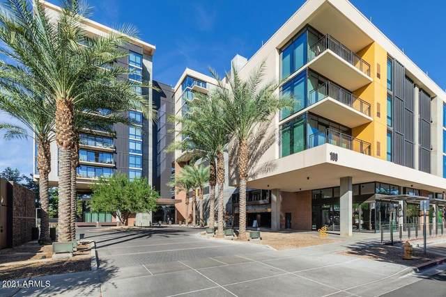 200 W Portland Street #1127, Phoenix, AZ 85003 (MLS #6298505) :: Executive Realty Advisors