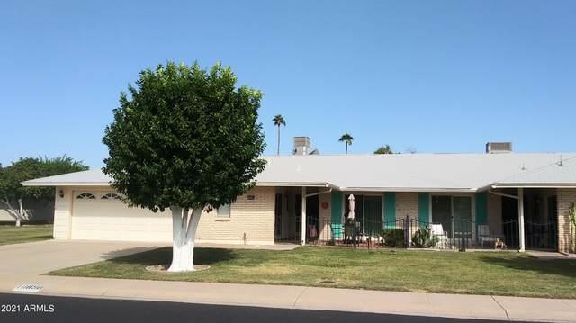 10898 W Clair Drive, Sun City, AZ 85351 (MLS #6298507) :: The Daniel Montez Real Estate Group