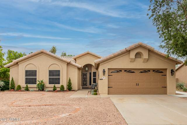 6057 E Preston Street, Mesa, AZ 85215 (MLS #6298515) :: Power Realty Group Model Home Center