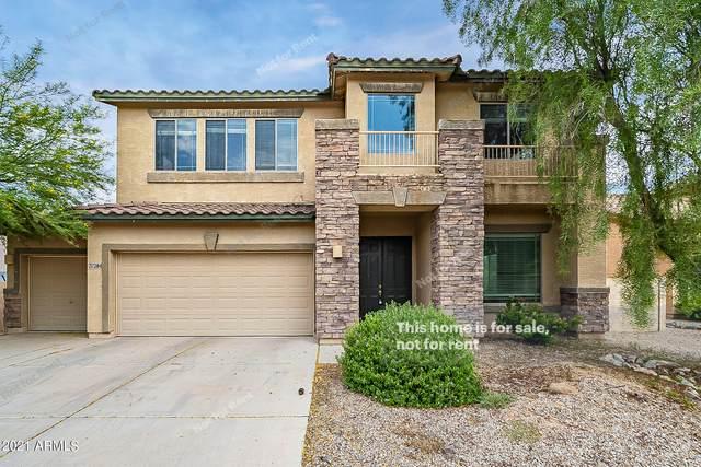 37284 W Oliveto Avenue, Maricopa, AZ 85138 (MLS #6298520) :: Elite Home Advisors