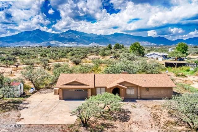 3910 S Arabian Drive, Sierra Vista, AZ 85650 (MLS #6298524) :: Executive Realty Advisors