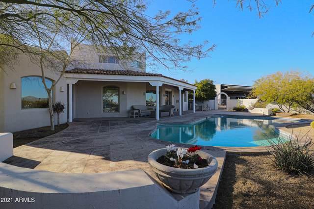 37526 N 237TH Avenue, Morristown, AZ 85342 (MLS #6298540) :: Executive Realty Advisors