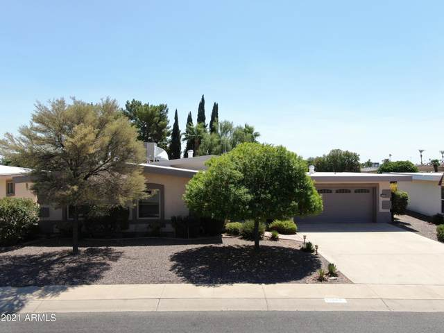 10849 W Hibiscus Drive, Sun City, AZ 85373 (MLS #6298542) :: Openshaw Real Estate Group in partnership with The Jesse Herfel Real Estate Group
