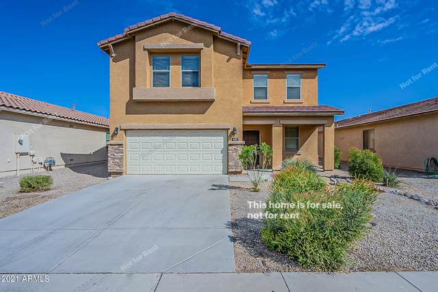 44182 W Roth Road, Maricopa, AZ 85138 (MLS #6298544) :: Power Realty Group Model Home Center