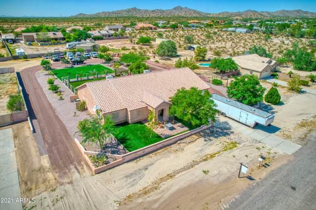 9732 N Penworth Drive, Casa Grande, AZ 85122 (#6298547) :: Long Realty Company