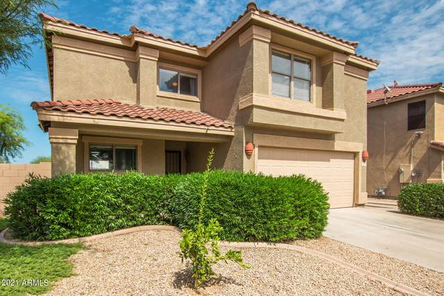 2370 E Hazeltine Way, Chandler, AZ 85249 (MLS #6298554) :: Power Realty Group Model Home Center