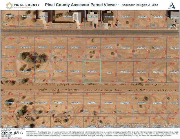 11428 W Kino Drive, Arizona City, AZ 85123 (MLS #6298565) :: Executive Realty Advisors