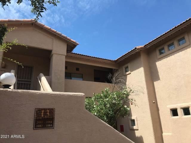 1351 N Pleasant Drive #2084, Chandler, AZ 85225 (MLS #6298568) :: Power Realty Group Model Home Center